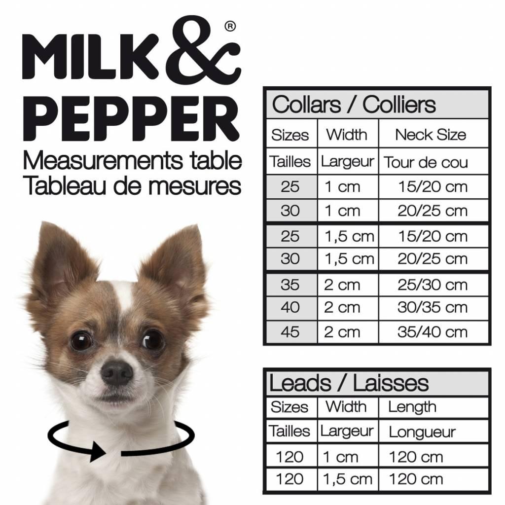 Milk&pepper Heritage 55x30cm