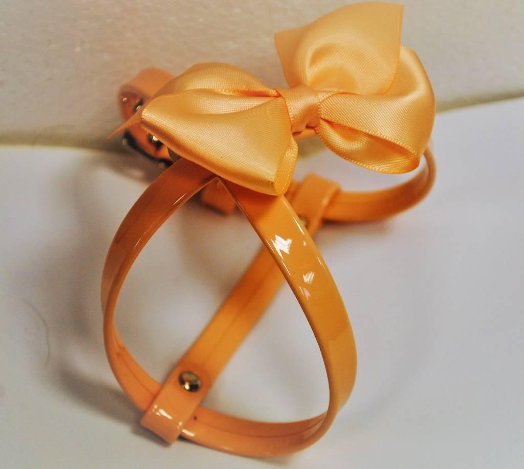 Charlotte's dress cleo abricot