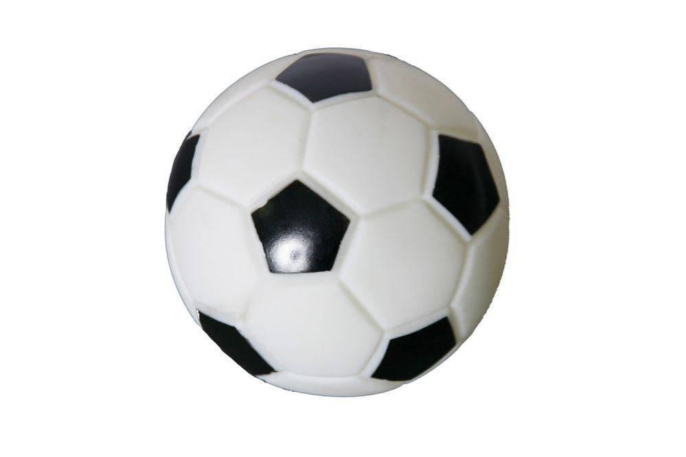 Martin Sellier vinyl voetbal