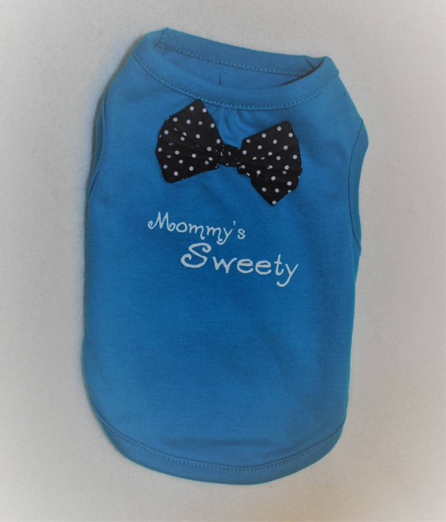 T-shirt mommy's sweety