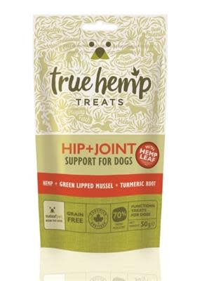 True hemp hip & joints treats