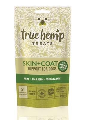 True hemp skin & coat treats