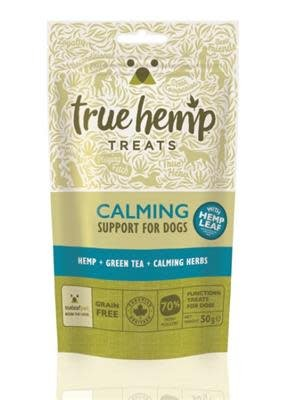 True hemp calming treats