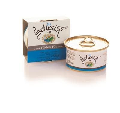 shessir tonijn in kookwater natuur