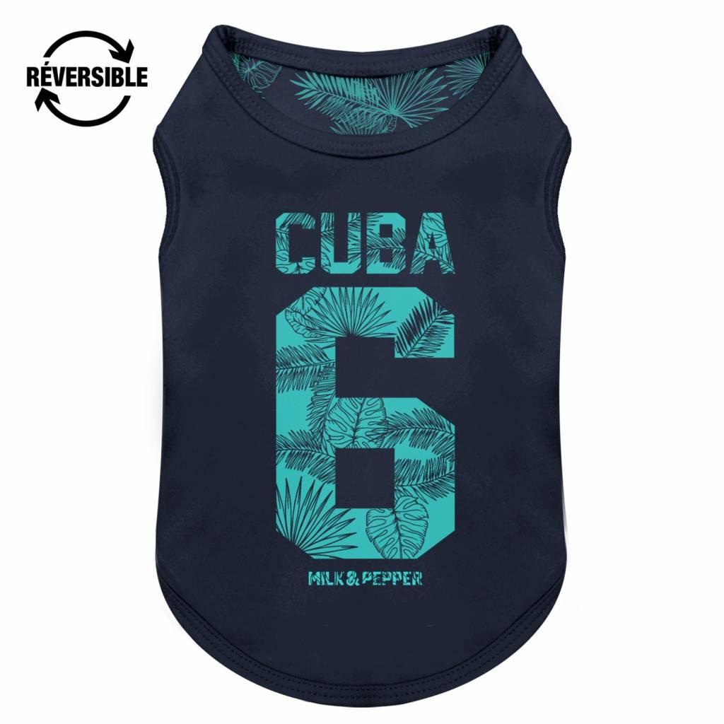 Milk&pepper T-shirt Cuba ( omkeerbaar)