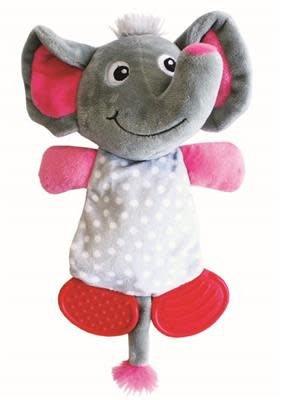 dental elephant pluche