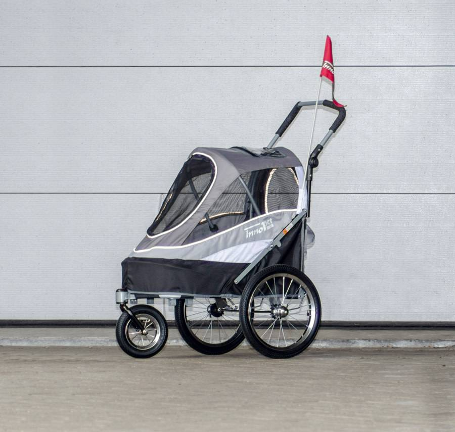 Inno pet sporty dog trailer deluxe