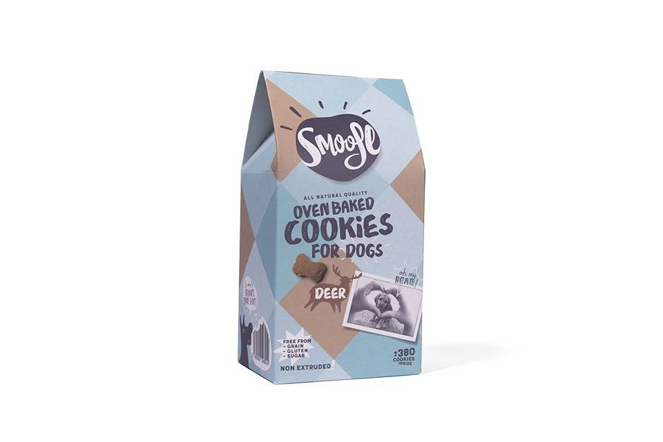 Smoofl cookies deer  105gr