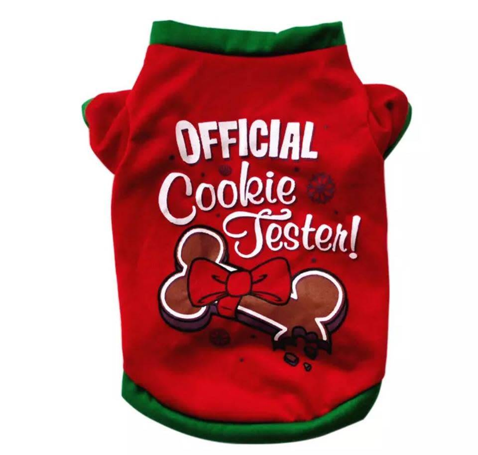 cookie tester T-shirt