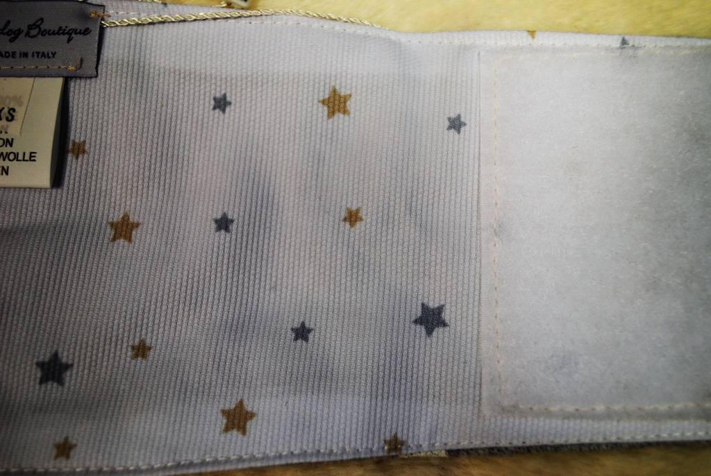 Baby dog boutique plasband jersey blauw