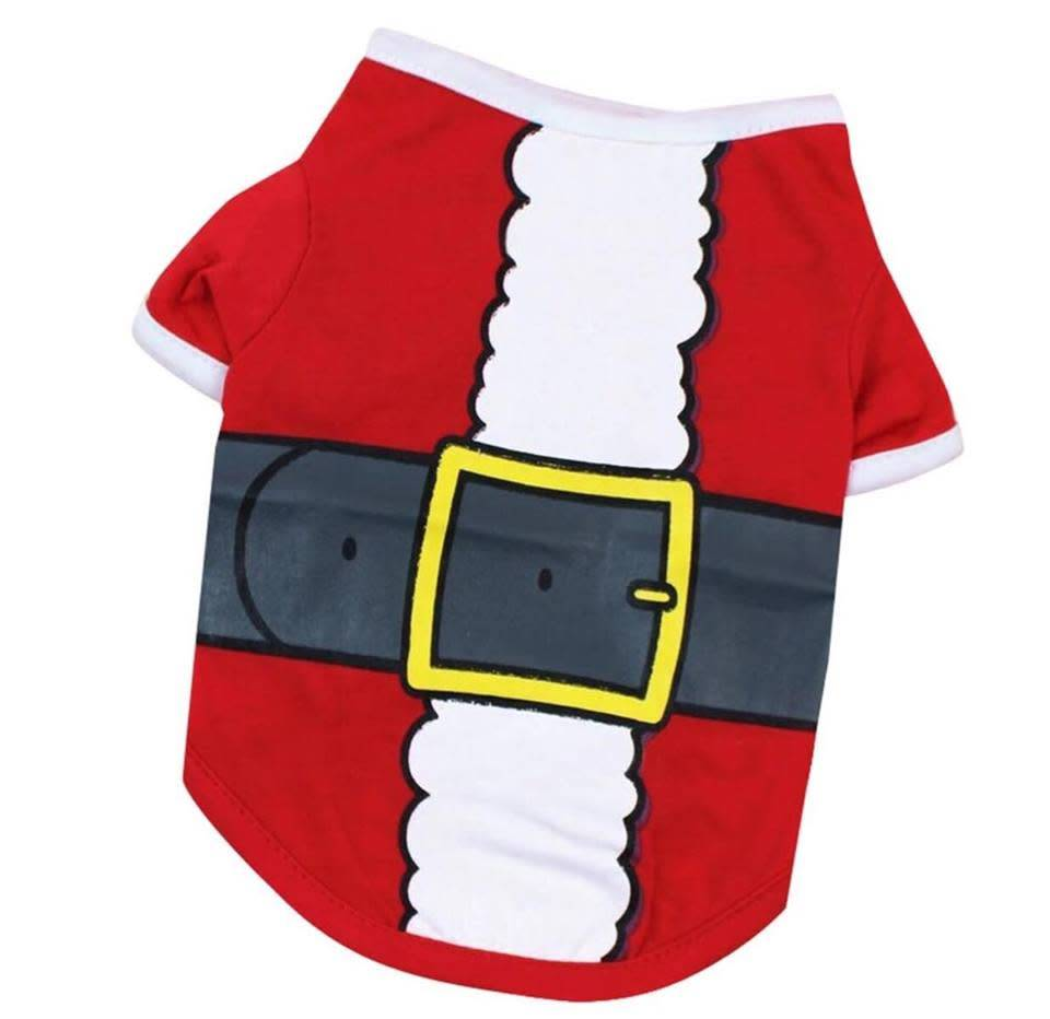 Snoef t-shirt Santa