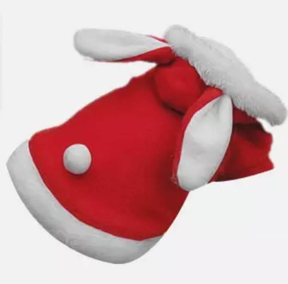 Snoef kerst-bunny jasje