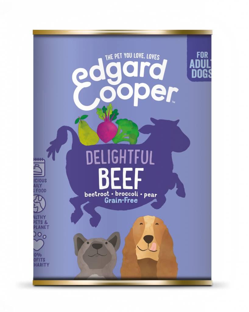 Edgard & Cooper blik rund 400gr