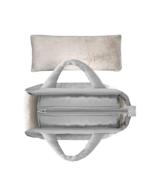 Milk&pepper bag capsule silver