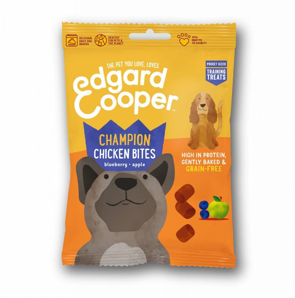 Edgard & Cooper dog bites chicken 50Gr