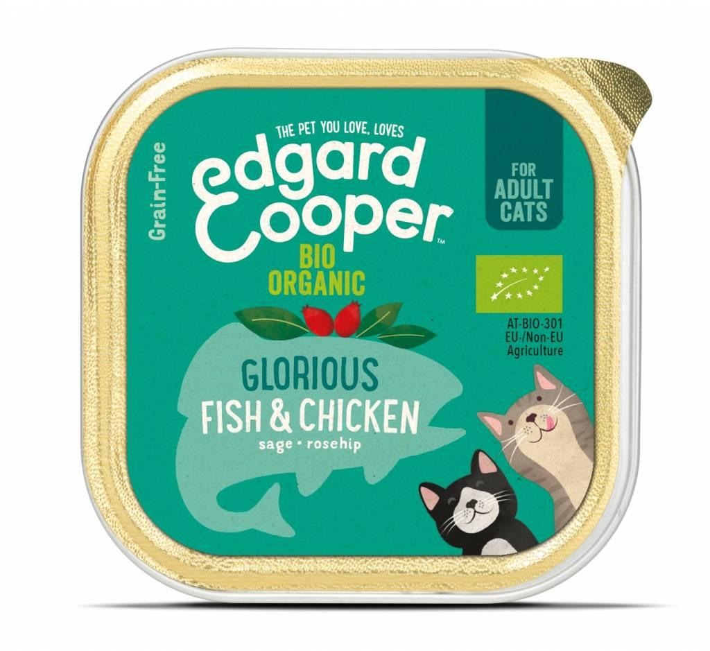 Edgard & Cooper bio vis & kip 85gr