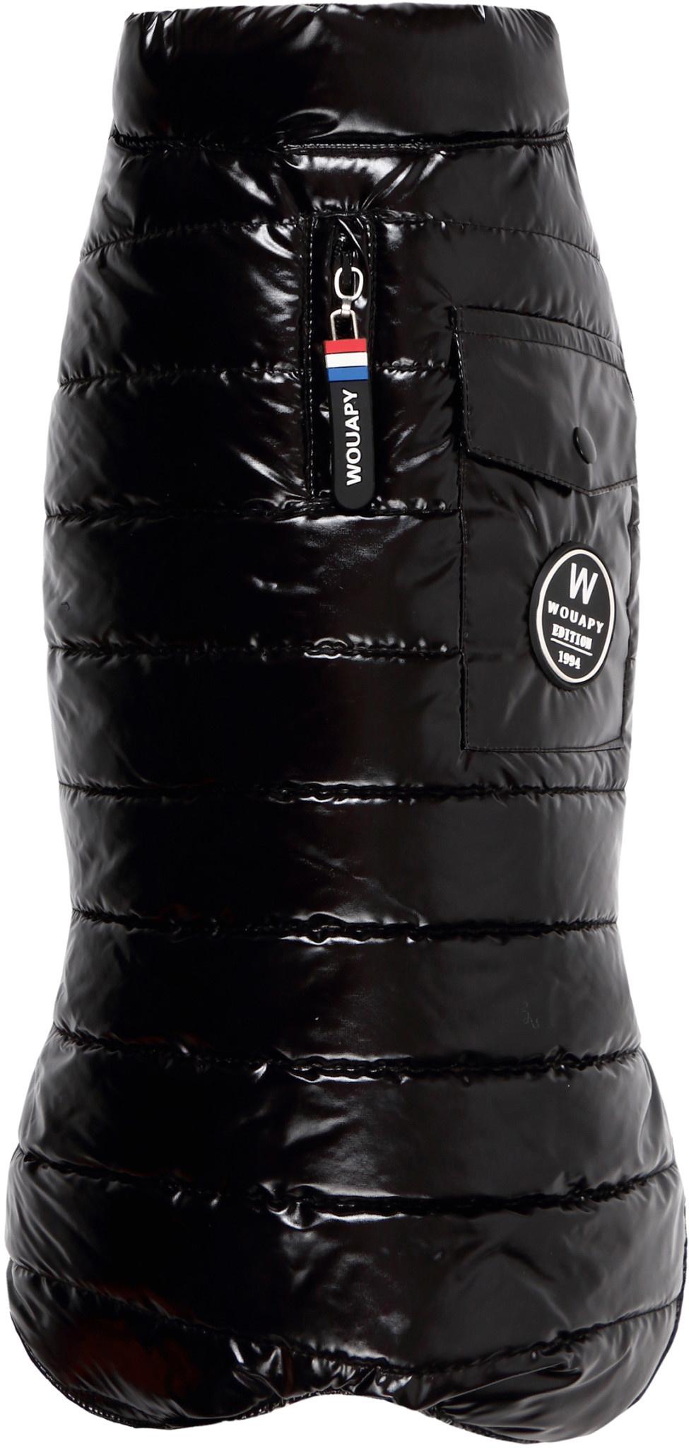 wouapy doudoune noir 38cm