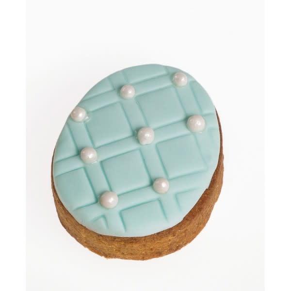 dolcimpronte kadoosje met 4 paasei koekjes