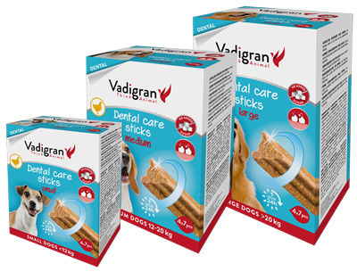 vadigran Dental care sticks  S