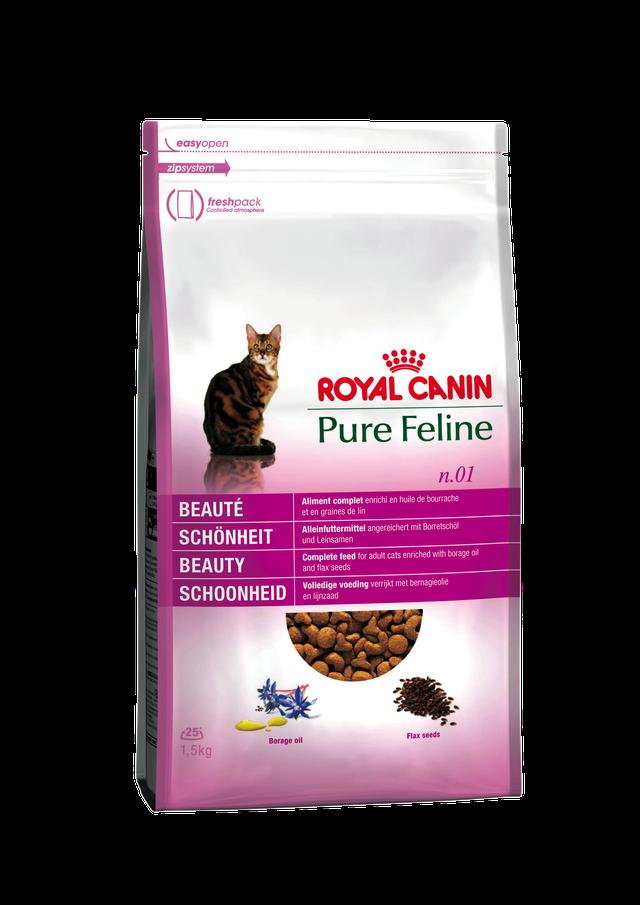 Royal Canin pure feline beauty 1.5kg