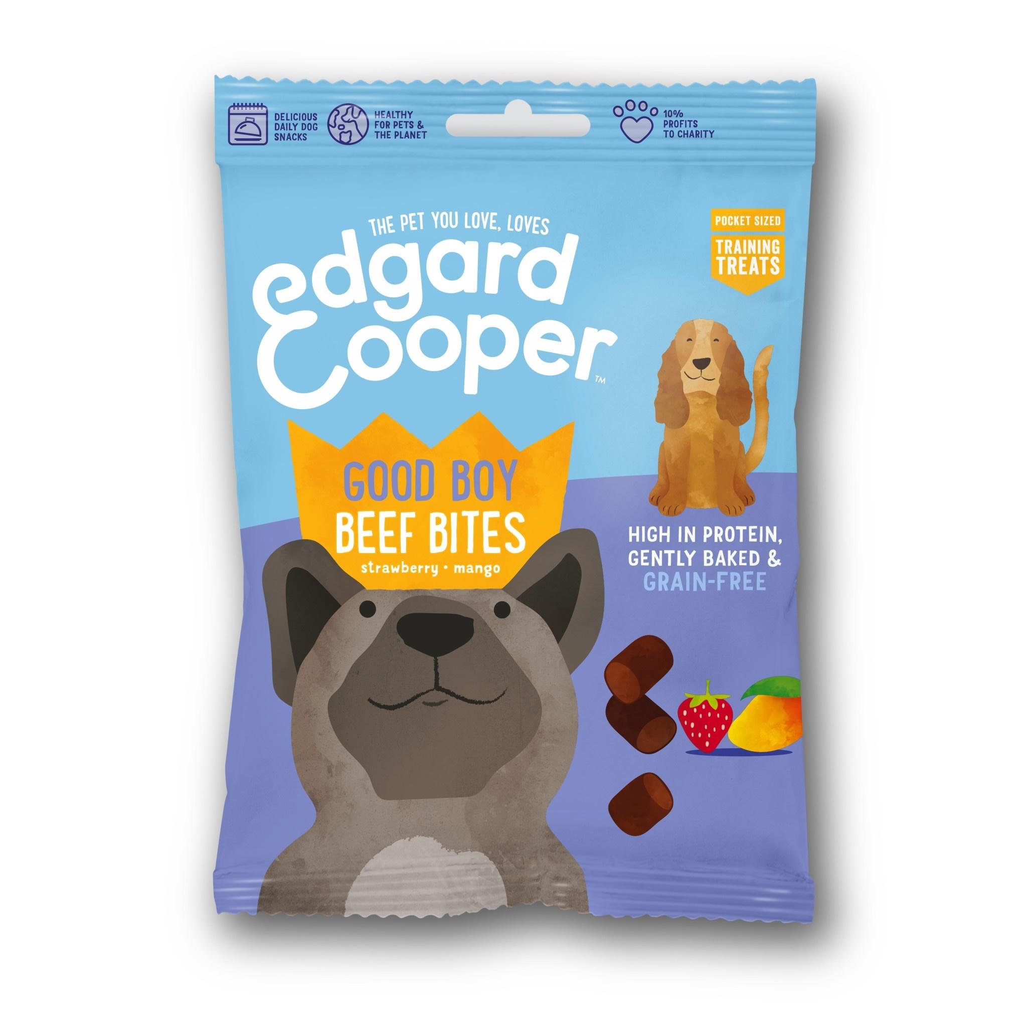 Edgard & Cooper dog bites rund 50gr