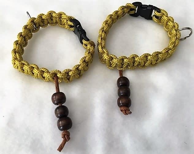 Snoef halsband medium draad cobra