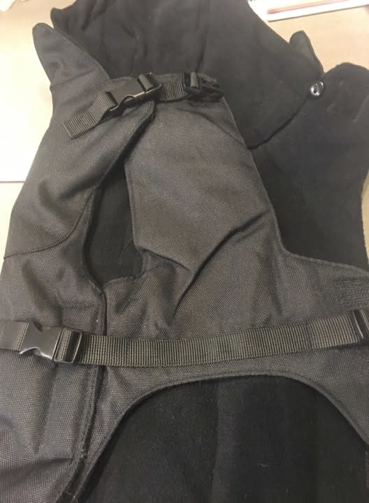 wouapy imper safety black