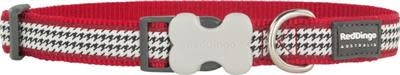 Red dingo Halsband Fang red M 31-47 cm