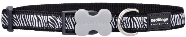 Red dingo halsband safari