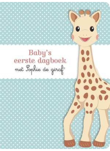 Sophie de Giraf Babys eerste dagboek