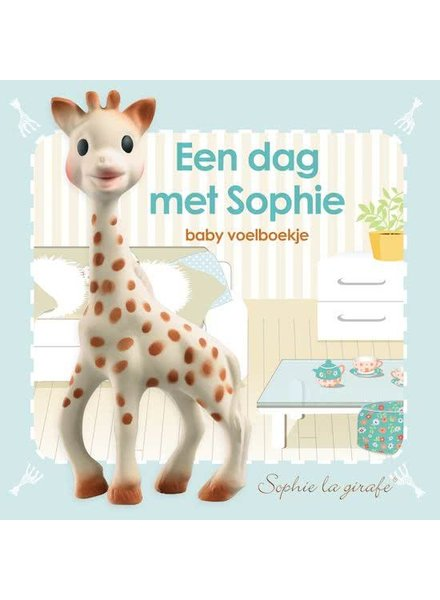 Sophie de Giraf Sophie de Giraf boekje: Een dag met Sophie