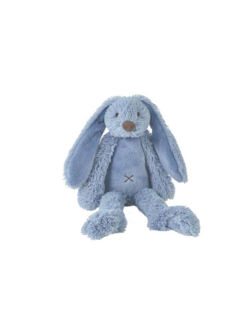 Happy Horse Konijn 38 cm knuffel Blauw