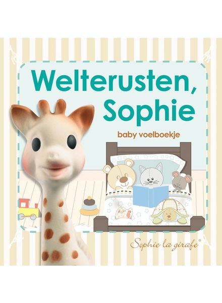Sophie de Giraf Weltrusten Sophie