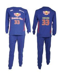 Racemonster pyjama Fun2Wear