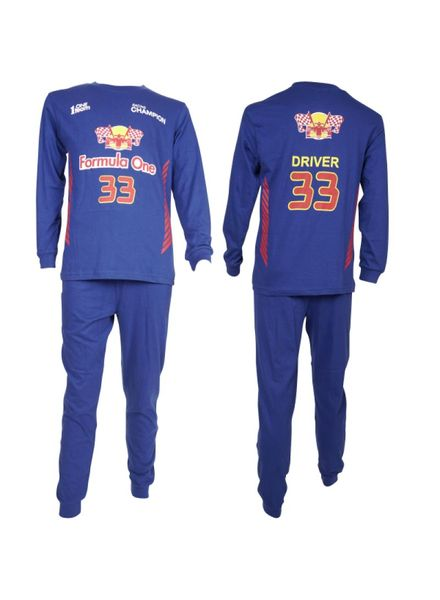 fun2wear Racemonster pyjama Fun2Wear