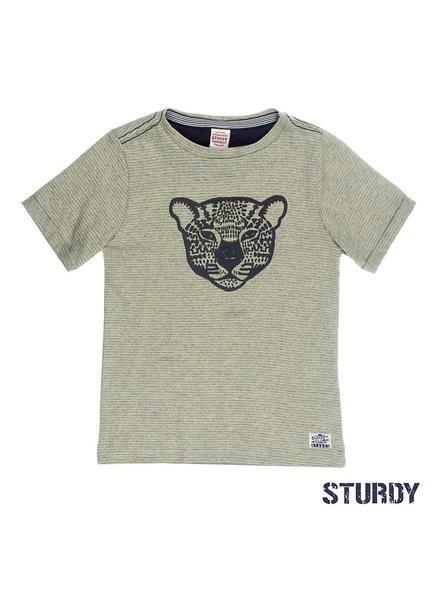 Sturdy T-shirt streep Sunray Sturdy
