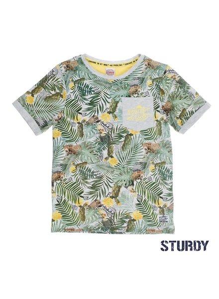 Sturdy T-shirt palm AOP Sunray Sturdy