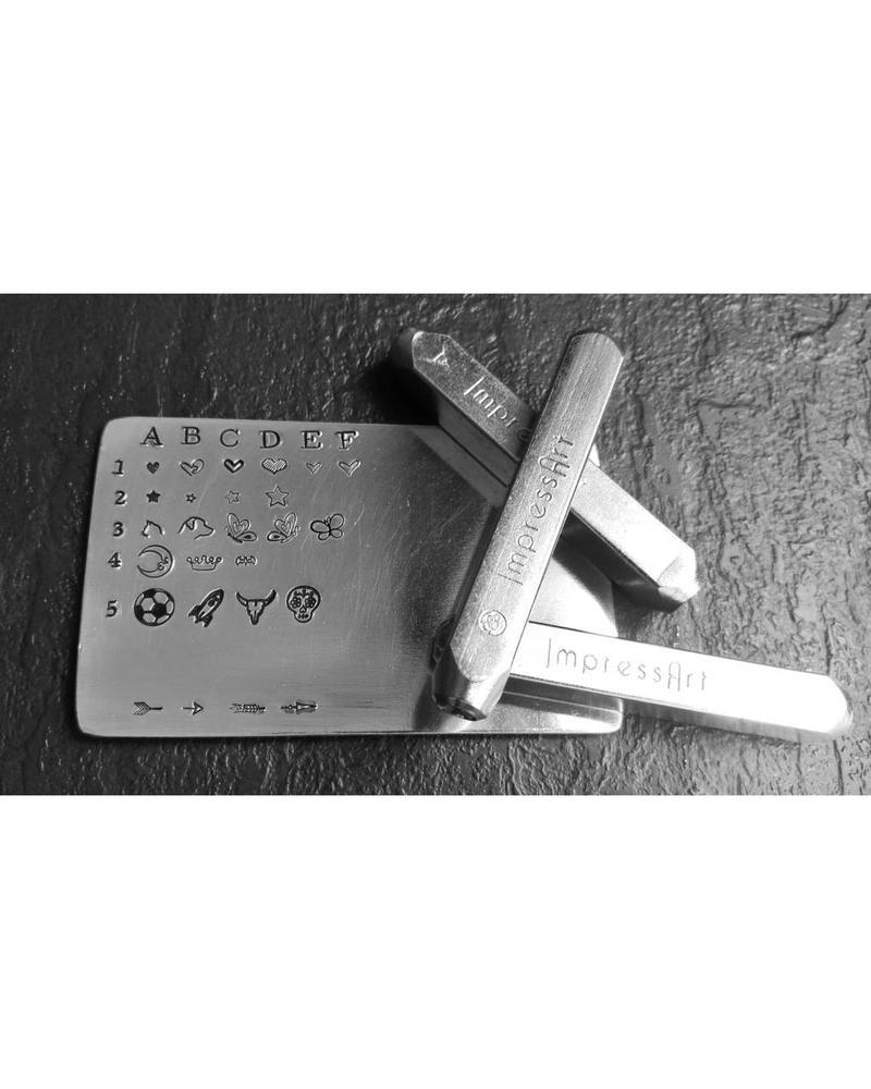 Naam armbanden leer (verstelbaar) INstyle