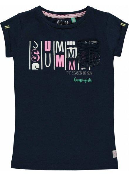 Quapi T-shirt Sunayana bl Quapi