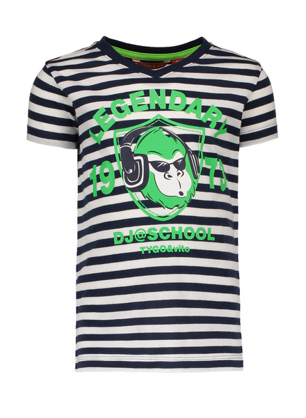 Tygo & Vito T-shirt (6433) T&V