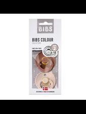 Set Bibs spenen Woodchuck/blush
