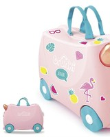 Trunki flamingo koffer