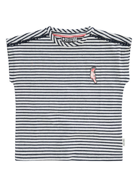T-shirt Cascade Tumble