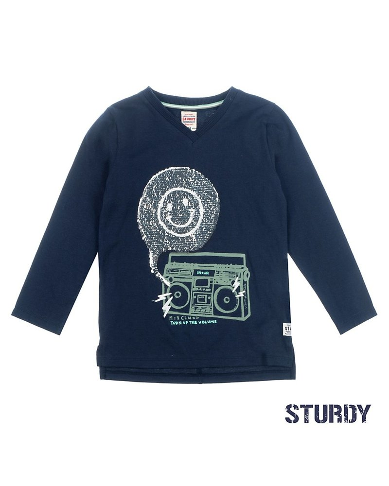 Sturdy Longsleeve This Day - Tuning Vibes Sturdy