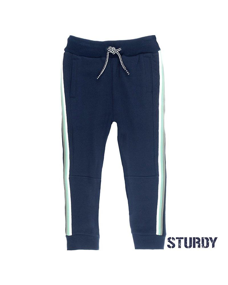 Sturdy Joggingbroek blauw - Tuning Vibes Sturdy
