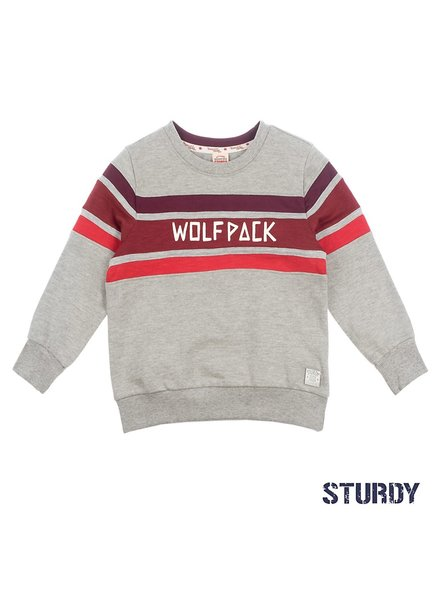 Sturdy Sweater Wolf Pack - Good Fellows Sturdy
