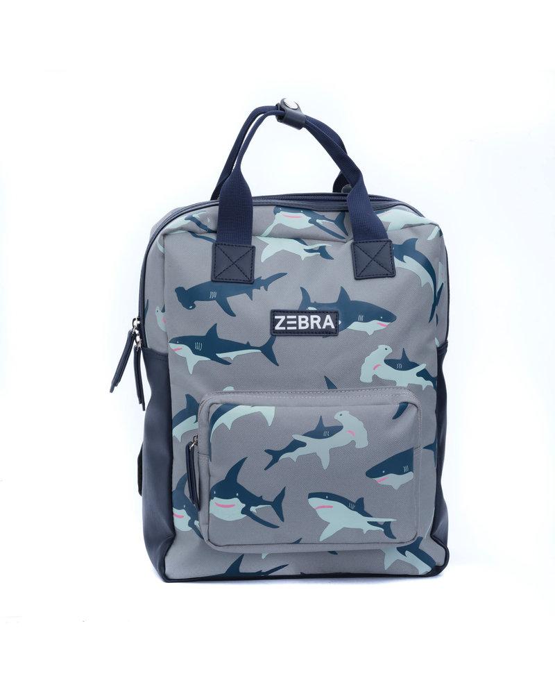 Rugzak Wild Sharks Zebra
