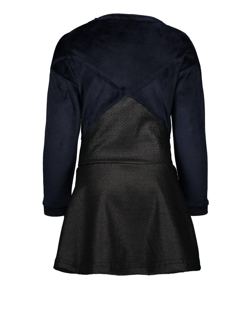 Like Flo Flo girls colour block dress