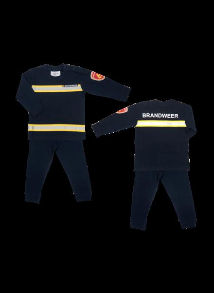 fun2wear Brandweer Pyjama kids (92-128)
