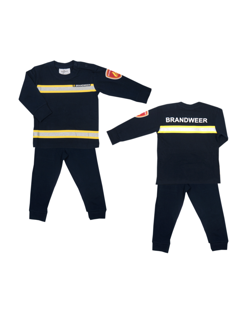 fun2wear Brandweer Pyjama kids (92-128)
